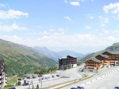 Vacances en montagne Studio cabine 4 personnes (426) - Résidence le Villaret - Les Menuires - Salle de bains