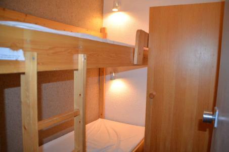 Vacances en montagne Studio cabine 4 personnes (712) - Résidence le Villaret - Les Menuires - Chambre
