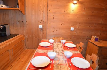 Vacances en montagne Studio cabine 4 personnes (VP520) - Résidence le Villaret - Les Menuires - Cuisine