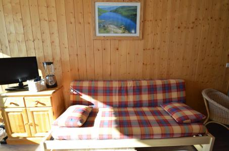 Vacances en montagne Studio coin montagne 4 personnes (316) - Résidence le Villaret - Les Menuires - Séjour