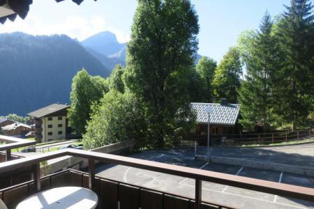 Vacances en montagne Studio 4 personnes (17B3) - Résidence le Yéti - Châtel