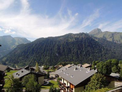 Vacances en montagne Appartement 2 pièces coin montagne 4 personnes (9B6) - Résidence le Yéti - Châtel - Extérieur été