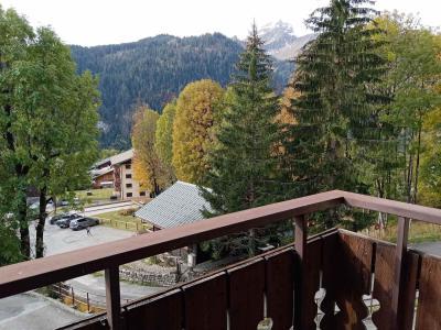 Vacances en montagne Studio coin montagne 4 personnes (56B4) - Résidence le Yéti - Châtel