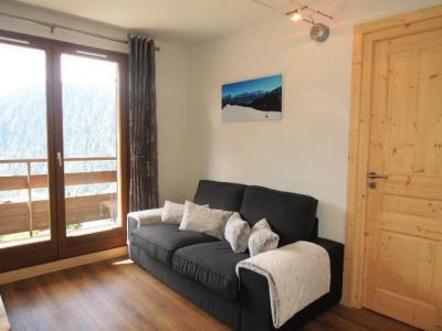 Vacances en montagne Appartement 2 pièces coin montagne 4 personnes (9B6) - Résidence le Yéti - Châtel - Séjour