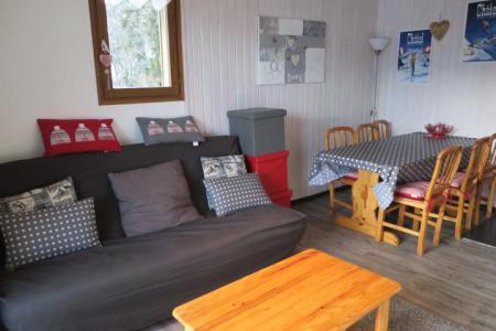 Vacances en montagne Appartement 2 pièces coin montagne 6 personnes (B6) - Résidence le Yéti - Châtel - Séjour