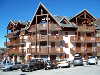 Location au ski Residence Le Z'esherrion - Valloire - Extérieur été