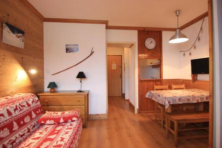 Vakantie in de bergen Studio 3 personen (33) - Résidence le Zénith - Val Thorens
