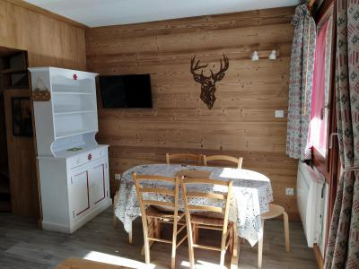 Vakantie in de bergen Appartement duplex 2 kamers 6 personen (72) - Résidence le Zénith - Val Thorens