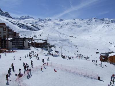Vacances en montagne Studio cabine 3 personnes (56) - Résidence le Zénith - Val Thorens