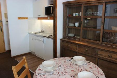 Vakantie in de bergen Studio cabine 3 personen (56) - Résidence le Zénith - Val Thorens