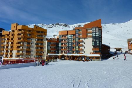 Vacances en montagne Résidence le Zénith - Val Thorens