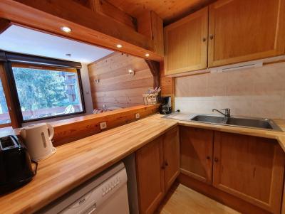 Vacances en montagne Appartement duplex 3 pièces 6 personnes (025) - Résidence le Zig Zag - Montchavin La Plagne