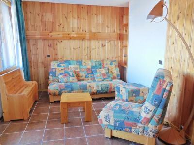 Vacances en montagne Appartement duplex 3 pièces 6 personnes (030) - Résidence le Zig Zag - Montchavin La Plagne - Séjour