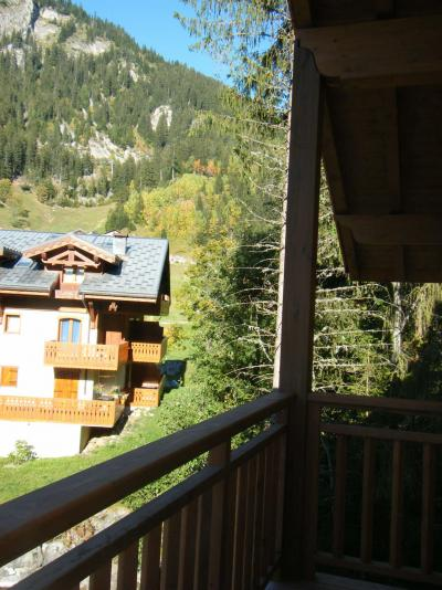 Rent in ski resort Résidence les 4 Saisons - Pralognan-la-Vanoise - Summer outside