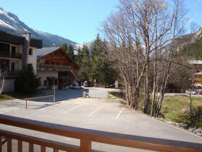 Rent in ski resort Studio 2 people (A) - Résidence les 4 Saisons - Pralognan-la-Vanoise - Summer outside