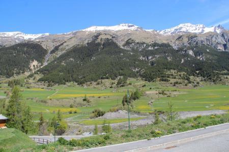 Vacances en montagne Appartement 3 pièces 6 personnes (B003) - Résidence les Alpages - Val Cenis - Extérieur été