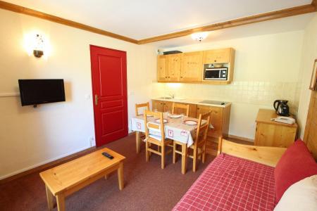 Vacances en montagne Appartement 2 pièces 4 personnes (E304) - Résidence les Alpages - Val Cenis