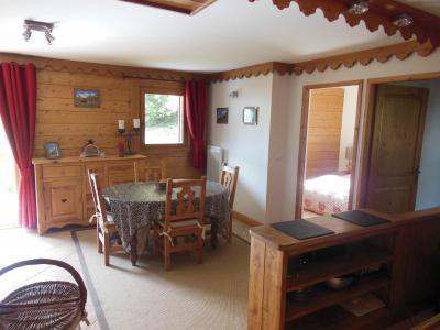 Vacances en montagne Appartement 3 pièces 6 personnes (5P) - Résidence les Alpages - Champagny-en-Vanoise