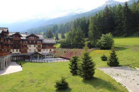 Vacances en montagne Appartement 2 pièces 4 personnes (A201) - Résidence les Alpages - Val Cenis - Extérieur été