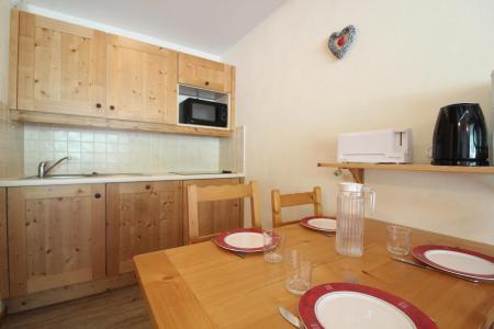 Vacances en montagne Appartement 2 pièces 4 personnes (A107) - Résidence les Alpages - Val Cenis - Cuisine