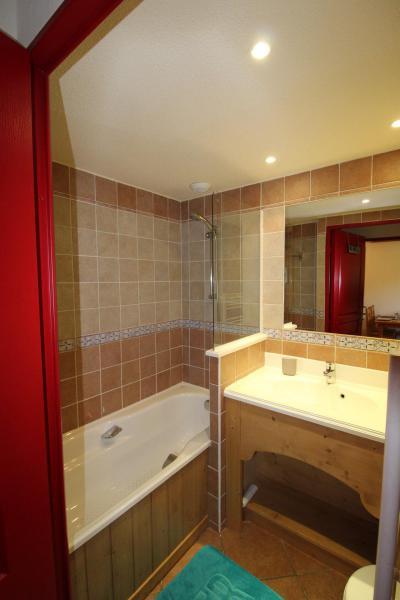 Vacances en montagne Appartement 2 pièces 4 personnes (ALE317) - Résidence les Alpages - Val Cenis - Salle de bains