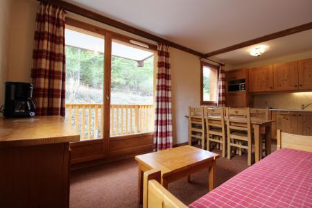 Vacances en montagne Appartement 3 pièces 6 personnes (E122) - Résidence les Alpages - Val Cenis - Séjour