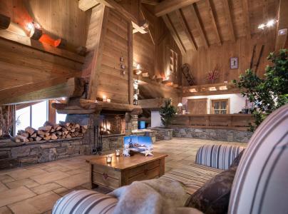Vacances en montagne Résidence les Alpages de Champagny - Champagny-en-Vanoise - Réception