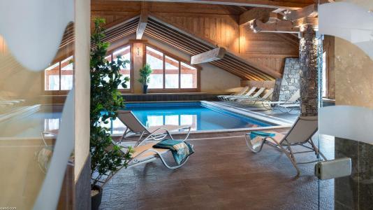 Vacances en montagne Résidence les Alpages de Champagny - Champagny-en-Vanoise - Piscine