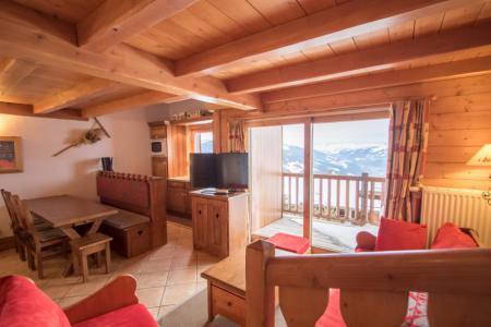 Vacances en montagne Appartement duplex 4 pièces 6 personnes (E14) - Résidence les Alpages de Chantel - Les Arcs - Séjour