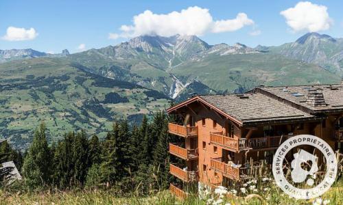 Location Les Arcs : Résidence les Alpages de Chantel - Maeva Home été