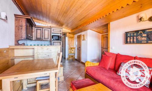 Location au ski Appartement 3 pièces 6 personnes (Confort 30m²-5) - Résidence les Alpages de Chantel - Maeva Home - Les Arcs - Extérieur été