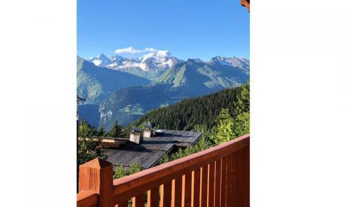 Location au ski Appartement 3 pièces 6 personnes (Sélection 52m²-1) - Résidence les Alpages de Chantel - Maeva Home - Les Arcs - Extérieur été