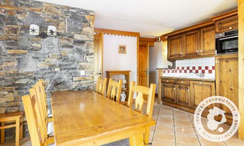 Location au ski Appartement 3 pièces 6 personnes (Sélection 53m²-3) - Résidence les Alpages de Chantel - Maeva Home - Les Arcs - Extérieur été
