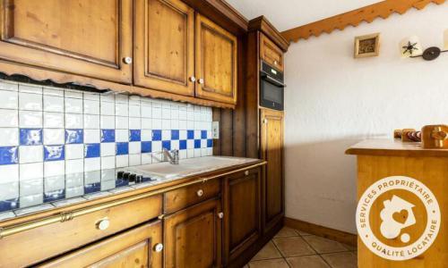 Location au ski Appartement 3 pièces 6 personnes (Sélection 40m²-1) - Résidence les Alpages de Chantel - Maeva Home - Les Arcs - Extérieur été