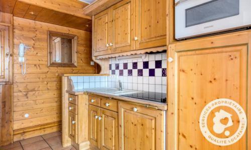 Location au ski Appartement 3 pièces 6 personnes (Sélection 39m²-1) - Résidence les Alpages de Chantel - Maeva Home - Les Arcs - Extérieur été