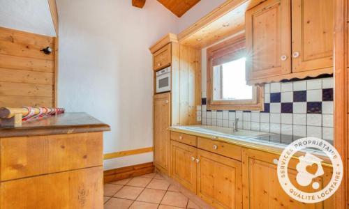Location au ski Appartement 3 pièces 6 personnes (Sélection 59m²-2) - Résidence les Alpages de Chantel - Maeva Home - Les Arcs - Extérieur été