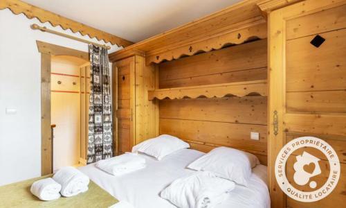 Location au ski Appartement 4 pièces 8 personnes (Sélection 65m²-3) - Résidence les Alpages de Chantel - Maeva Home - Les Arcs - Extérieur été