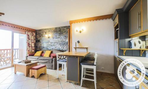 Location au ski Appartement 3 pièces 6 personnes (Sélection 40m²-4) - Résidence les Alpages de Chantel - Maeva Home - Les Arcs - Extérieur été