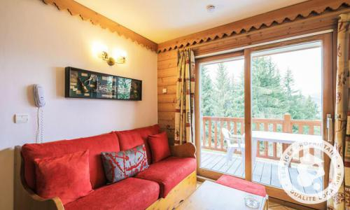 Location au ski Appartement 3 pièces 6 personnes (Sélection 42m²-1) - Résidence les Alpages de Chantel - Maeva Home - Les Arcs - Extérieur été