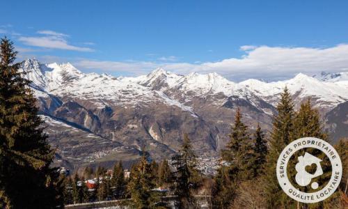 Location au ski Appartement 2 pièces 6 personnes (Sélection 36m²-4) - Résidence les Alpages de Chantel - Maeva Home - Les Arcs - Extérieur été