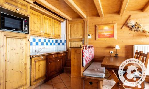 Location au ski Appartement 3 pièces 6 personnes (Sélection 35m²-1) - Résidence les Alpages de Chantel - Maeva Home - Les Arcs - Extérieur été