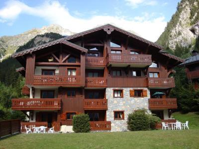 Summer accommodation Résidence les Alpages de Pralognan C
