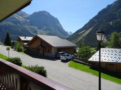 Rent in ski resort 3 room apartment 5 people (6) - Résidence les Alpages de Pralognan F - Pralognan-la-Vanoise - Summer outside