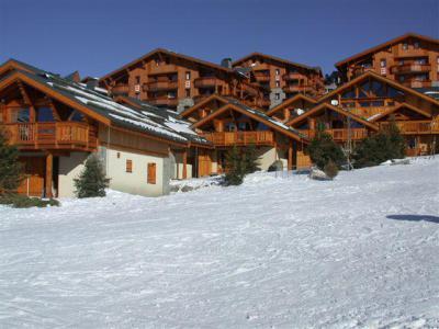 Vacances en montagne Résidence les Alpages de Reberty - Les Menuires