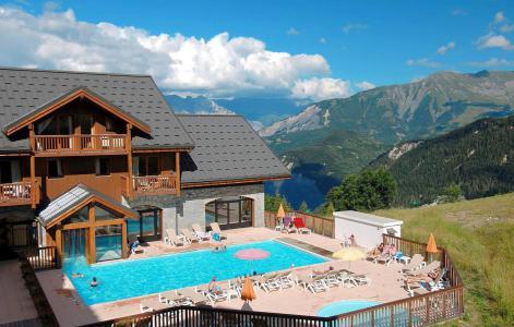 Location à Le Corbier, Résidence les Alpages du Corbier