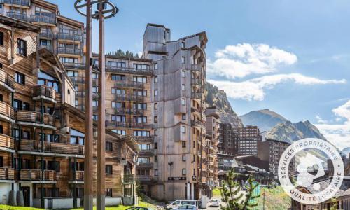 Location au ski Appartement 2 pièces 4 personnes (Sélection 25m²) - Résidence les Alpages - Maeva Home - Avoriaz - Extérieur été