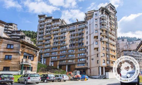 Location au ski Appartement 2 pièces 5 personnes (Confort 30m²) - Résidence les Alpages - Maeva Home - Avoriaz - Extérieur été