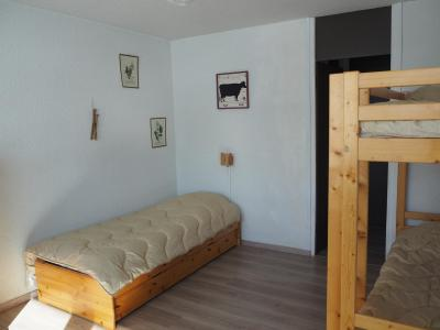 Holiday in mountain resort 2 room apartment 6 people (417) - Résidence les Aravis - Les Menuires - Bunk beds
