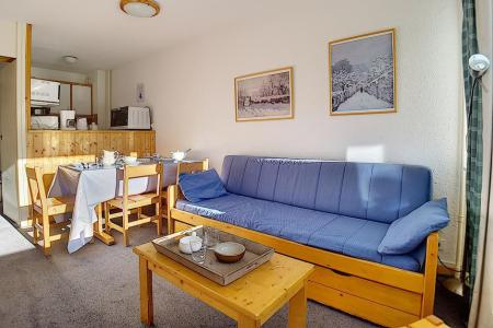 Holiday in mountain resort 2 room apartment 6 people (115) - Résidence les Aravis - Les Menuires
