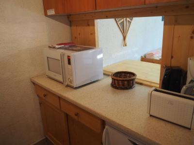 Holiday in mountain resort 2 room apartment 6 people (417) - Résidence les Aravis - Les Menuires